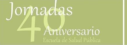 Jornadas 40 Aniversario ESP
