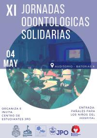 XI Jornadas Odontológicas Solidarias