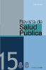 Revista Escuela de Salud Pública - Año 2015 Número 1 Volúmen XIX